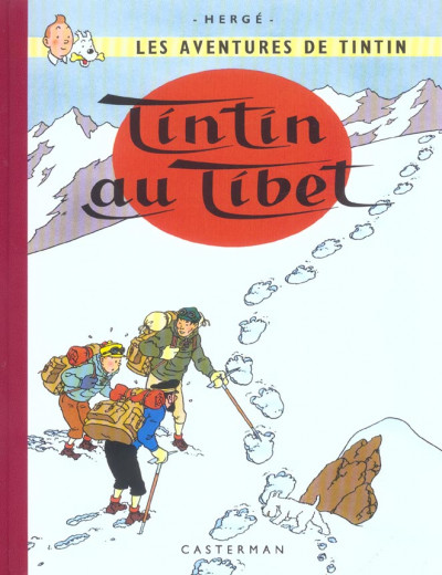 image de Tintin tome 20 - tintin au tibet (fac-similé couleurs 1960)