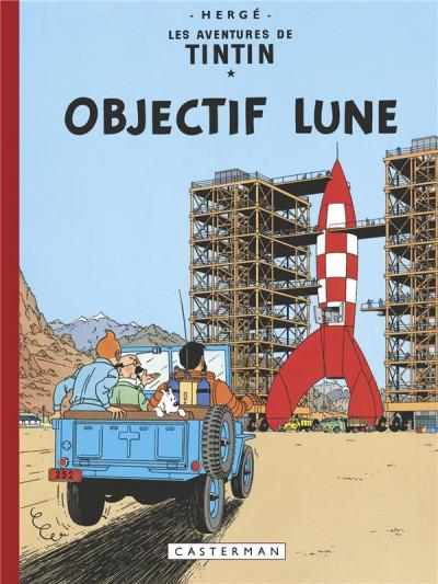 image de Tintin tome 16 - objectif lune (fac-similé couleurs 1953)