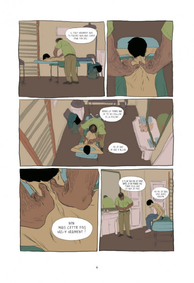 Page 1 Le goût du chlore