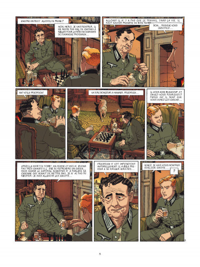 Page 3 Amours fragiles tome 4