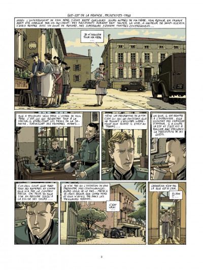 Page 1 Amours fragiles tome 5