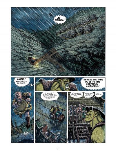 Page 4 Kaamelott tome 3 - l'énigme du coffre