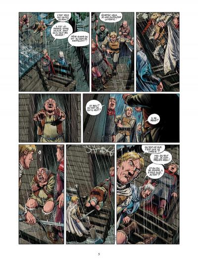 Page 6 Kaamelott tome 3 - l'énigme du coffre