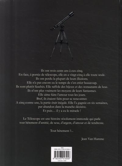Dos Le télescope