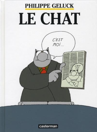 Couverture mini-chat tome 1 - le chat