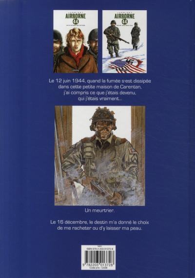 Dos airborne 44 tome 1 - là où tombent les hommes
