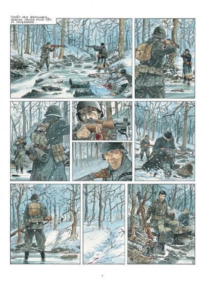 Page 3 airborne 44 tome 1 - là où tombent les hommes