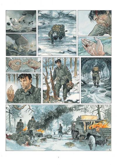 Page 5 airborne 44 tome 1 - là où tombent les hommes