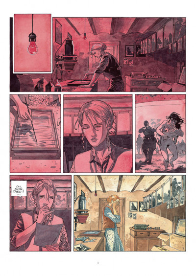 Page 1 airborne 44 tome 2 - demain sera sans nous