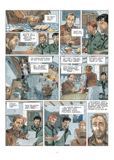 Page 2 airborne 44 tome 2 - demain sera sans nous