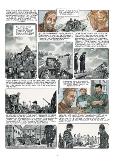 Page 3 airborne 44 tome 2 - demain sera sans nous