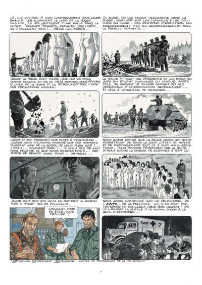 Page 4 airborne 44 tome 2 - demain sera sans nous