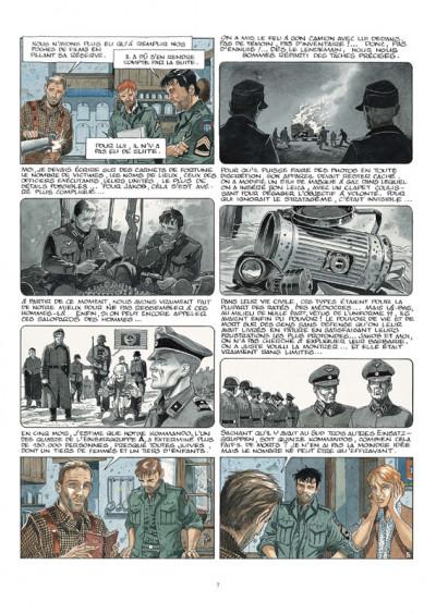 Page 5 airborne 44 tome 2 - demain sera sans nous