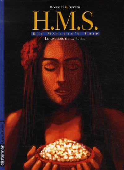 image de H.m.s. tome 4 - his majesty's ship tome 4 - le secret de la perle