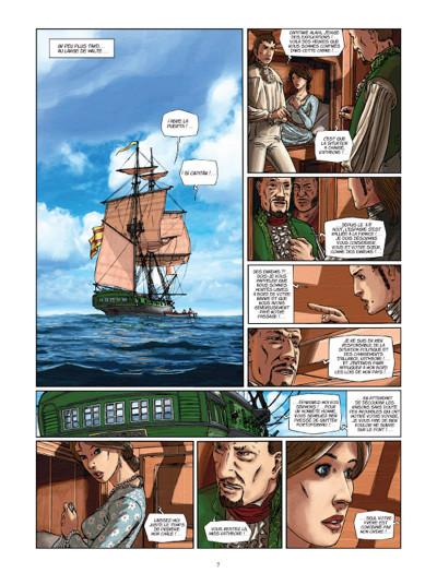 Page 1 H.m.s. tome 4 - his majesty's ship tome 4 - le secret de la perle