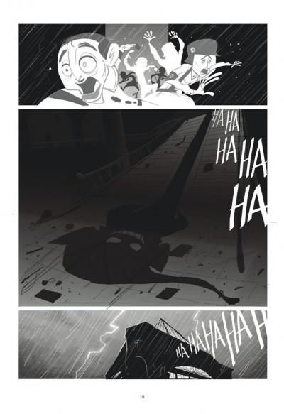 Page 2 passages secrets