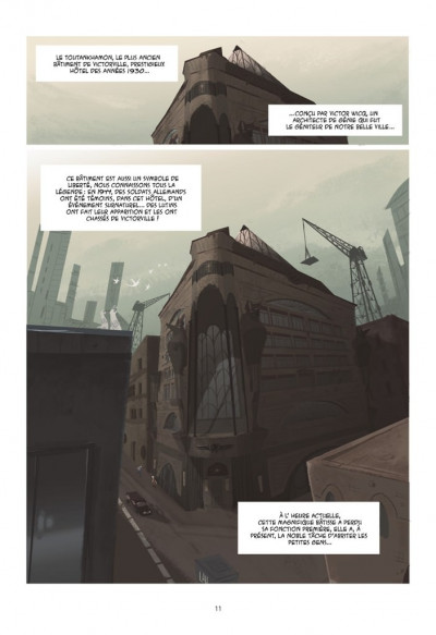 Page 3 passages secrets