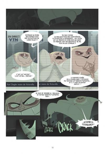 Page 5 passages secrets