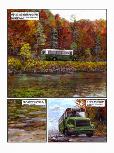 Page 1 Red bridge tome 1 - mister joe and willoagby