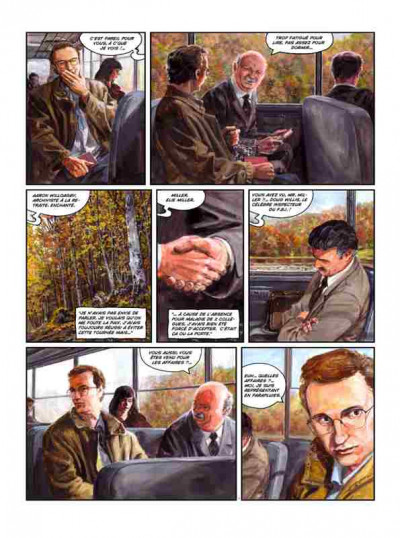 Page 2 Red bridge tome 1 - mister joe and willoagby