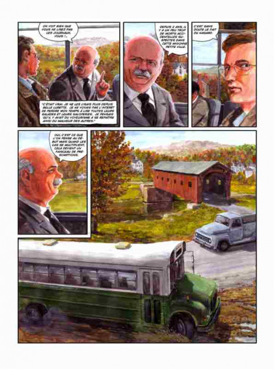 Page 3 Red bridge tome 1 - mister joe and willoagby