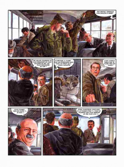 Page 4 Red bridge tome 1 - mister joe and willoagby