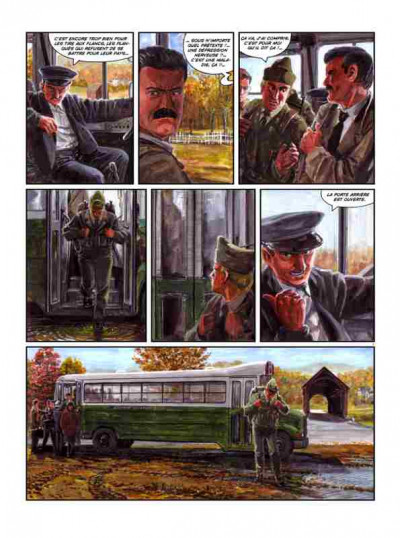 Page 5 Red bridge tome 1 - mister joe and willoagby