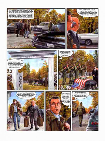 Page 6 Red bridge tome 1 - mister joe and willoagby