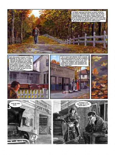 Page 7 Red bridge tome 1 - mister joe and willoagby