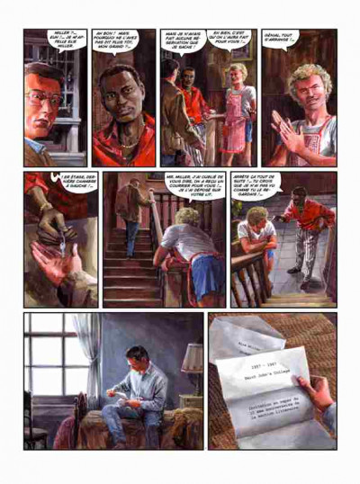 Page 9 Red bridge tome 1 - mister joe and willoagby