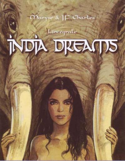 Couverture India dreams intégrale