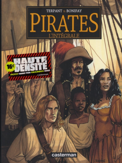 image de Pirates intégrale