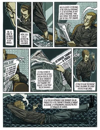 Page 1 Le tueur - intégrale tome 1