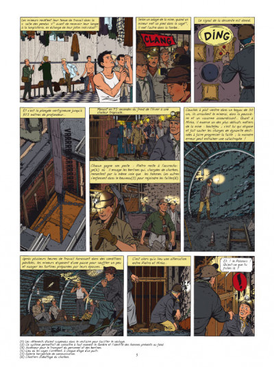 Page 3 Lefranc tome 20