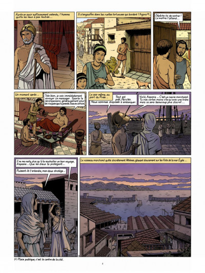Page 2 Orion tome 4 - les oracles