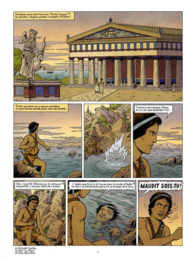 Page 3 Orion tome 4 - les oracles