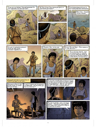 Page 4 Orion tome 4 - les oracles