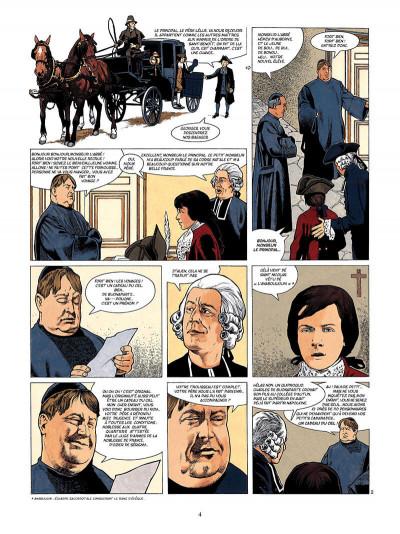 Page 3 Napoléon bonaparte tome 1