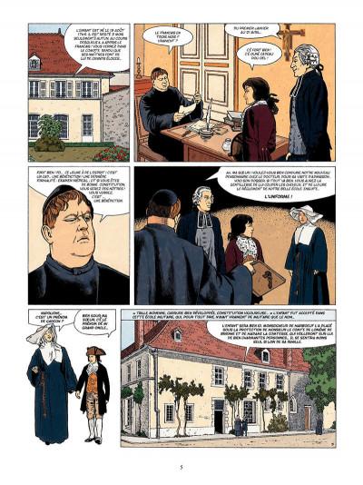Page 4 Napoléon bonaparte tome 1