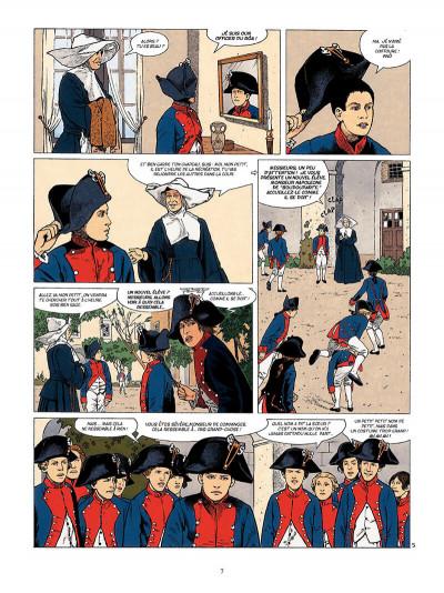 Page 6 Napoléon bonaparte tome 1