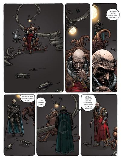 Page 1 Exterminateur 17 - la trilogie d'ellis tome 1 - re-naissance