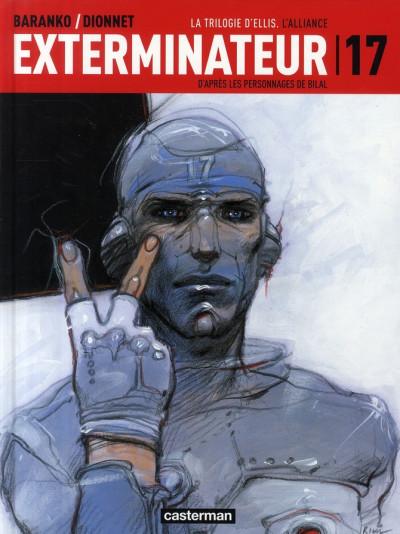 Couverture Exterminateur 17 - la trilogie d'ellis tome 2 - l'alliance