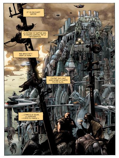 Page 1 Exterminateur 17 - la trilogie d'ellis tome 2 - l'alliance