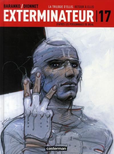 Couverture Exterminateur 17 - la trilogie d'ellis tome 3 - retour à ellis