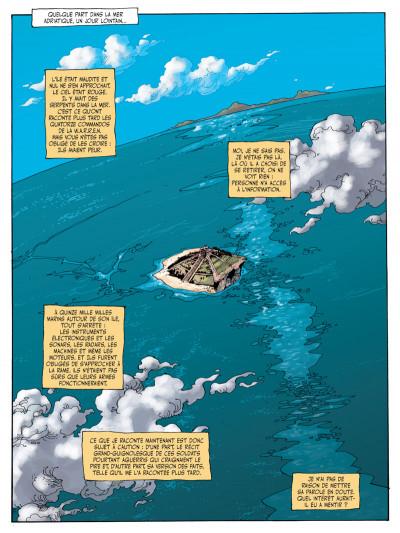 Page 1 Exterminateur 17 - la trilogie d'ellis tome 3 - retour à ellis