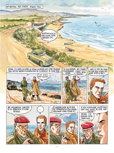 Page 1 Carnets d'orient tome 10 - terre fatale