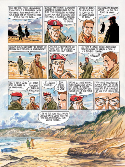 Page 3 Carnets d'orient tome 10 - terre fatale