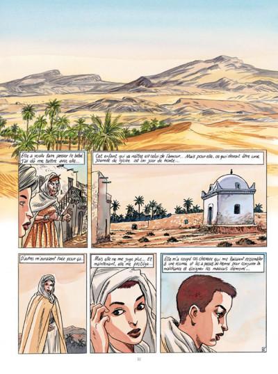 Page 5 Carnets d'orient tome 10 - terre fatale