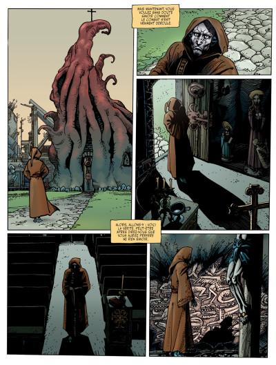 Page 1 Exterminateur 17 - la trilogie d'ellis tome 4 - des larmes de sang