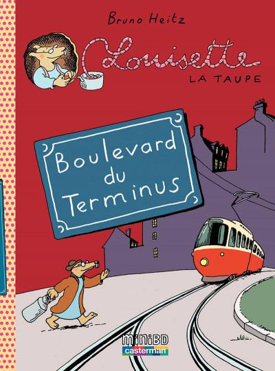 image de Louisette la taupe tome 5 - boulevard du terminus